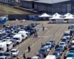 ЕТД: очередь на Керченской переправе выросла до 1.8 тысяч машин